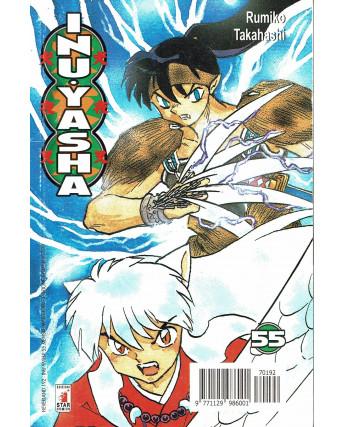 Inuyasha 55 di Rumiko Takahashi prima edizione ed.Star Comics