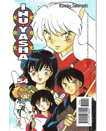 Inuyasha 54 di Rumiko Takahashi prima edizione ed.Star Comics