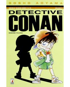 Detective Conan n.  5 di Gosho Aoyama ed. Star Comics NUOVO