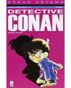 Detective Conan n.  7 di Gosho Aoyama ed. Star Comics NUOVO