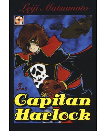 CAPITAN HARLOCK 3 di L.Matsumoto ed.GOEN
