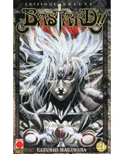 Bastard Deluxe n.21 di Kazushi Hagiwara ed.Panini