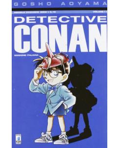Detective Conan n. 11 di Gosho Aoyama ed. Star Comics NUOVO