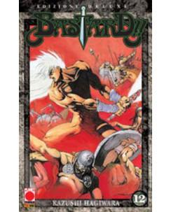 Bastard Deluxe n.12 di Kazushi Hagiwara ed.Panini