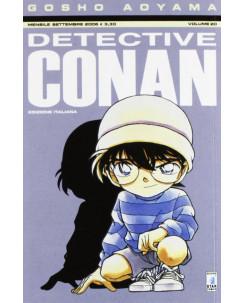 Detective Conan n. 20 di Gosho Aoyama ed. Star Comics