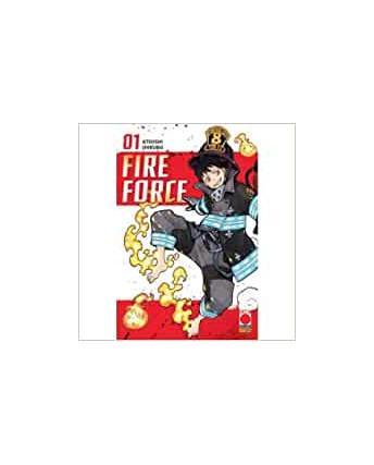 Fire Force  1 Ristampa di Atsuhi Ohkubo ed. PANINI