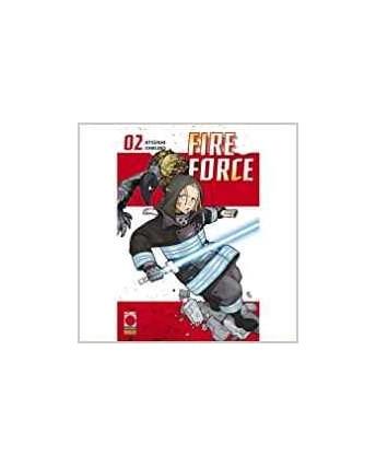 Fire Force  2 Ristampa di Atsuhi Ohkubo ed. PANINI