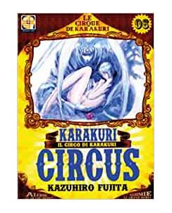 KARAKURI CIRCUS n. 6 di KAZUHIRO FUJITA ed. GOEN