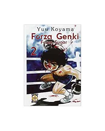 FORZA GENKI ( Forza Sugar ) n. 2 di Koyama NUOVO ed. GOEN
