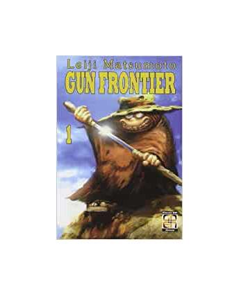 Gun Frontier  1 di L.Matsumoto ed.Goen NUOVO
