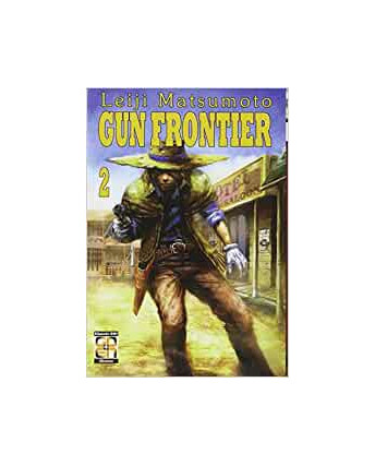 Gun Frontier  2 di L.Matsumoto ed.Goen NUOVO