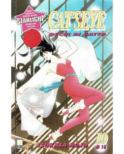 Cat's Eye - Occhi di Gatto n.10 di Tsukasa Hojo - 1a ed. Star Comics
