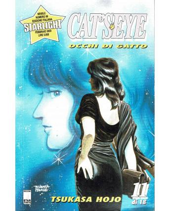 Cat's Eye - Occhi di Gatto n.11 di Tsukasa Hojo - 1a ed. Star Comics