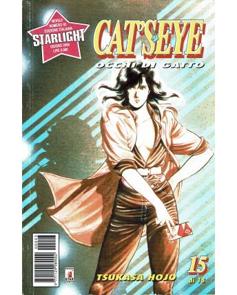 Cat's Eye - Occhi di Gatto n.15 di Tsukasa Hojo - 1a ed. Star Comics