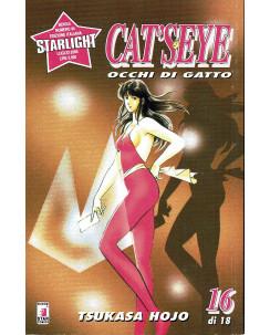 Cat's Eye - Occhi di Gatto n.16 di Tsukasa Hojo - 1a ed. Star Comics