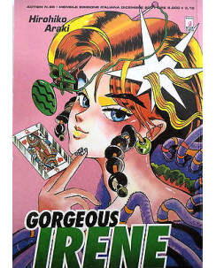 Gorgeous Irene vol. unico di Hirohiko Araki ed Star Comics scontato