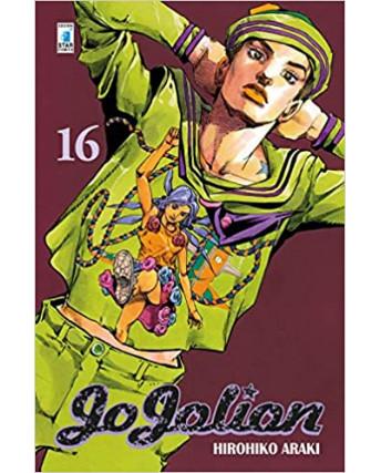 Jojolion  16 di Hirohiko Araki prima edizione Star Comics