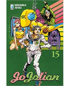 Jojolion  15 di Hirohiko Araki prima edizione Star Comics