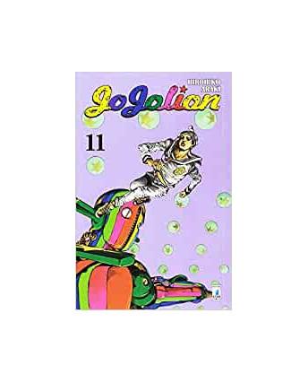 Jojolion  11 di Hirohiko Araki prima edizione Star Comics