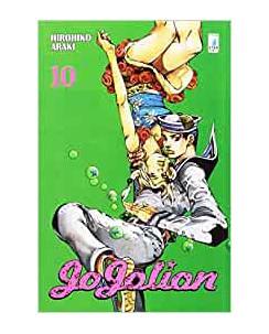 Jojolion  10 di Hirohiko Araki prima edizione Star Comics