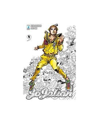 Jojolion   9 di Hirohiko Araki prima edizione Star Comics