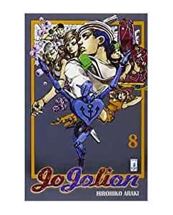Jojolion   8 di Hirohiko Araki prima edizione Star Comics
