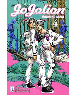 Jojolion   4 di Hirohiko Araki prima edizione Star Comics