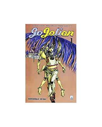 Jojolion   1 di Hirohiko Araki prima edizione Star Comics