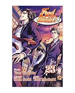 Food Wars 23 di Tsukuda e Saeki ed.Goen NUOVO prima edizione