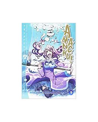 Amanchu!  9 di Kozue Amano NUOVO ed.JPop