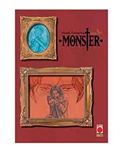 Monster Deluxe  9 di 9 ristampa di Naoki Urasawa ed. Panini