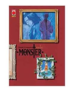 Monster Deluxe  3 di 9 ristampa di Naoki Urasawa ed. Panini