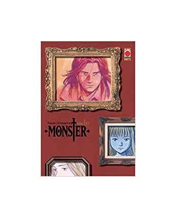 Monster Deluxe  1 di 9 ristampa di Naoki Urasawa ed. Panini