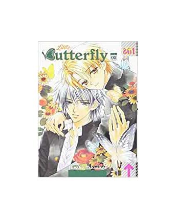 Little Butterfly N. 2 Yaoi di H.Takanaga NUOVO ed.MagicPress