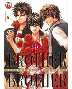 Brother X Brother 1 YAOI di Kisaragi ed.Magic Press NUOVO