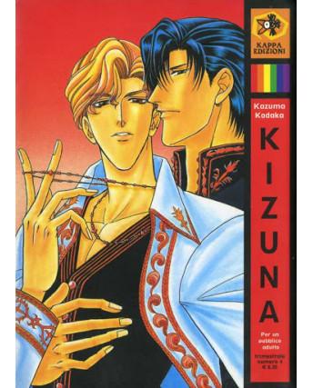 Kizuna di Kazuma Kodaka N. 4 YAOI ed.Kappa