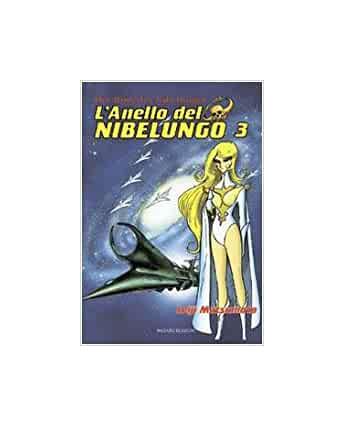 L'Anello Del Nibelungo di Leiji Matsumoto N. 3 Ed. Hazard