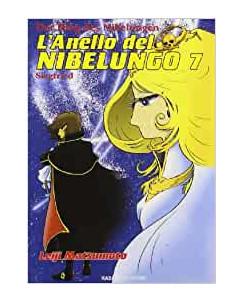L'Anello Del Nibelungo di Leiji Matsumoto N. 7 Ed. Hazard