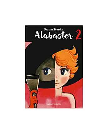 Alabaster  2 di Osamu Tezuka ed.Hazard