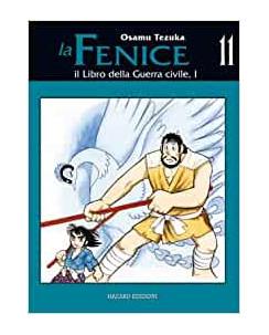 La Fenice 11 di Osamu Tezuka ed.Hazard NUOVO