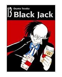 Black Jack n.13 di Osama Tezuka ed.Hazard NUOVO