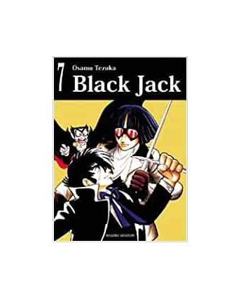 Black Jack n. 7 di Osama Tezuka ed.Hazard NUOVO