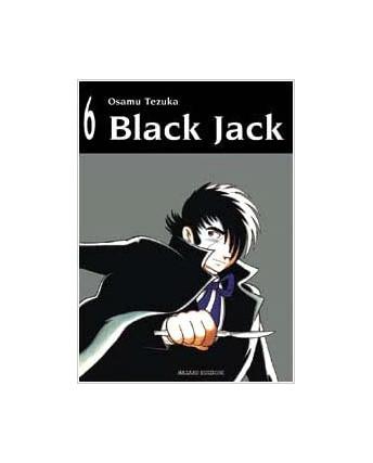 Black Jack n. 6 di Osama Tezuka ed.Hazard NUOVO