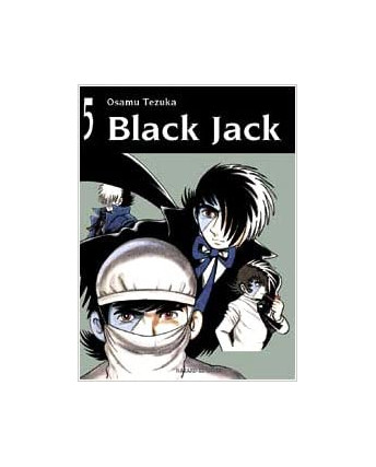 Black Jack n. 5 di Osama Tezuka ed.Hazard NUOVO