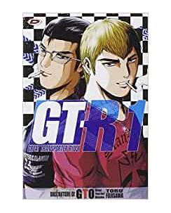 Gt-R 1 Great Transporte Ryuji  1 di Fujisawa GTO ed.Dynamic NUOVO