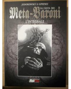 PRENOTAZIONE La Casta dei Meta Baroni INTEGRALE ed.Magic Press NUOVO