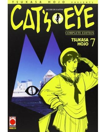 Cat's Eye complete edition  7 di Tsukasa Hojo NUOVO ed.Panini