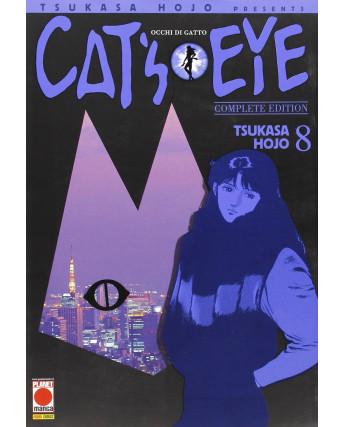 Cat's Eye complete edition  8 di Tsukasa Hojo NUOVO ed.Panini