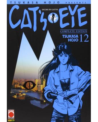 Cat's Eye complete edition 12 di Tsukasa Hojo NUOVO ed.Panini
