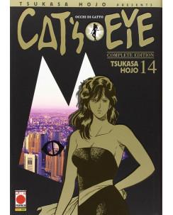 Cat's Eye complete edition 14 di Tsukasa Hojo ed.Panini